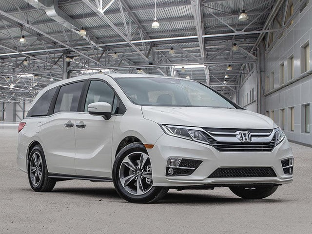 2020 Honda Odyssey EX-L FWD with RES