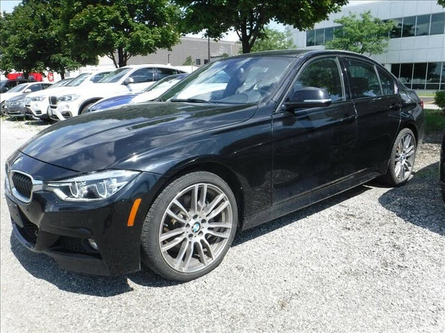 2017 BMW 3 Series 340i xDrive Sedan AWD