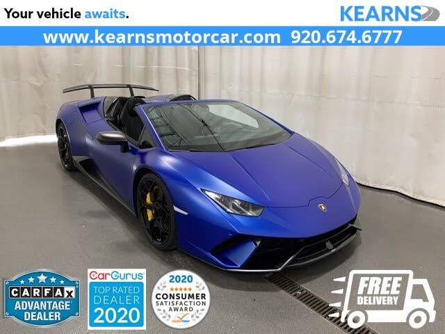 used 2020 lamborghini huracan for sale right now cargurus used 2020 lamborghini huracan for sale