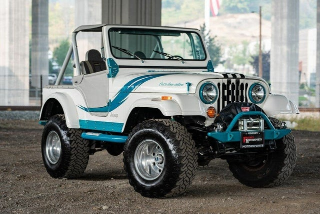 1981 Jeep CJ-5 4WD