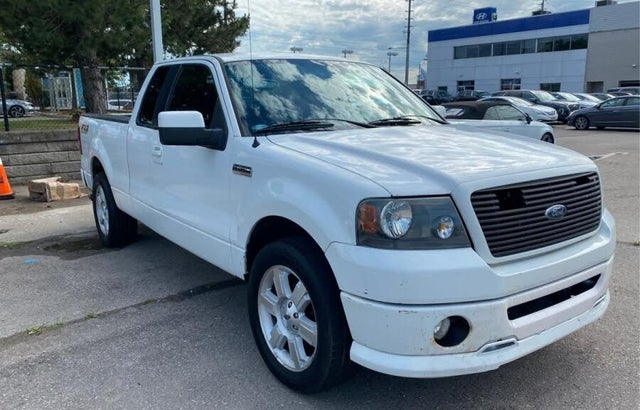 2007 Ford F-150 FX2 SuperCab
