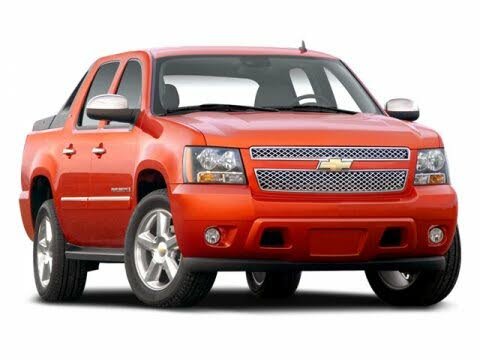 2009 Chevrolet Avalanche 2LT 4WD