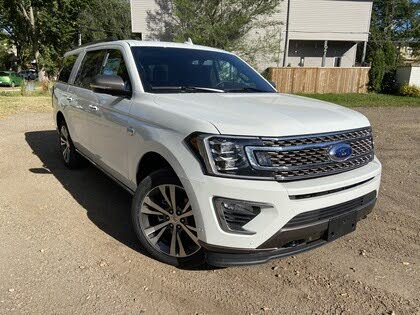 2020 Ford Expedition King Ranch MAX 4WD
