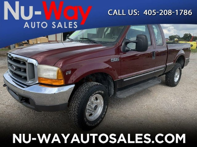 2000 Ford F-250 Super Duty Lariat 4WD Extended Cab SB