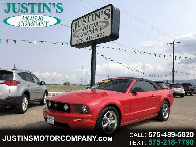 2005 Ford Mustang GT Premium Convertible RWD