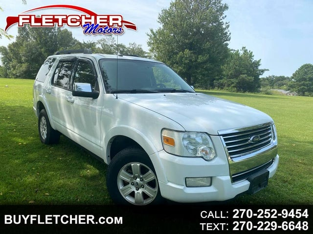 2010 Ford Explorer XLT 4WD