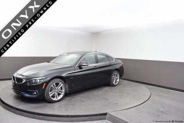 2019 BMW 4 Series 440i xDrive Gran Coupe AWD