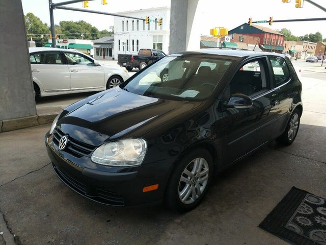 2009 Volkswagen Rabbit 2-door