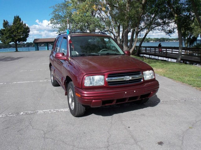 Used Chevrolet Tracker For Sale With Photos Cargurus