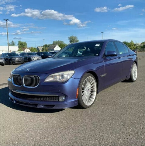 2012 BMW 7 Series Alpina B7 xDrive AWD