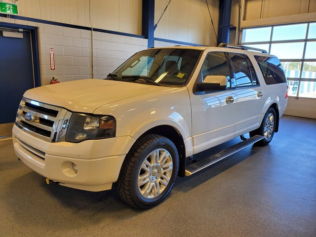 2014 Ford Expedition Limited Max