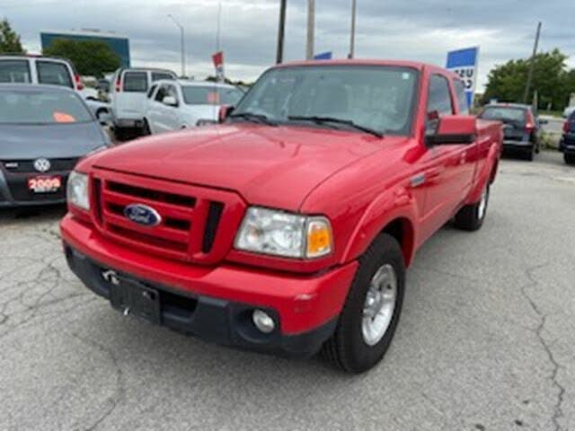 2011 Ford Ranger Sport SuperCab 4-Door