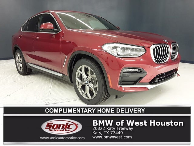 2020 bmw x4 for sale in katy tx  cargurus
