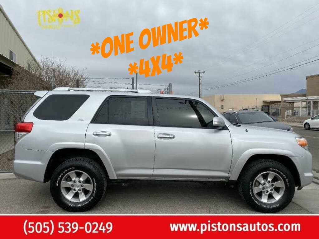Used 2010 Toyota 4runner For Sale With Dealer Reviews Cargurus
