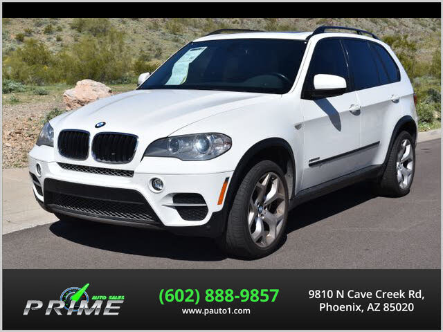 2013 BMW X5 xDrive35i Sport Activity AWD