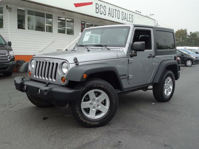 2013 Jeep Wrangler Freedom Edition