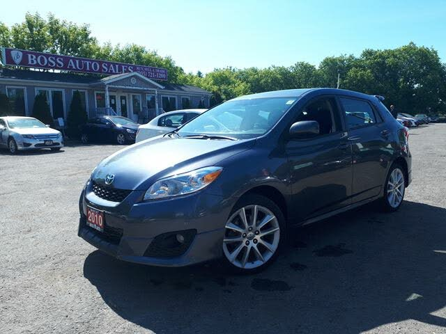 2010 Toyota Matrix XRS
