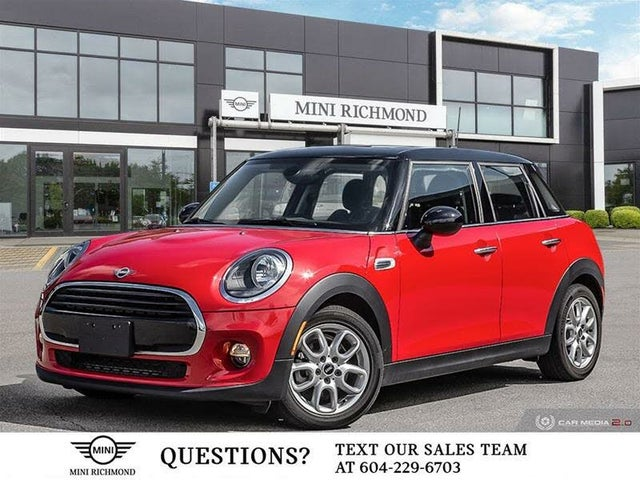 2019 MINI Cooper 4-Door Hatchback FWD