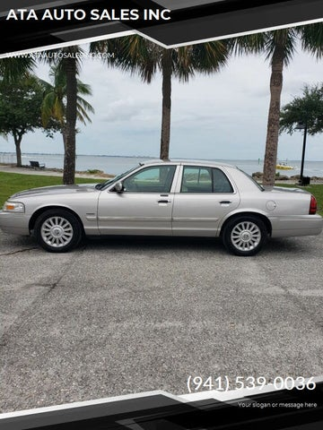 2010 Mercury Grand Marquis LS