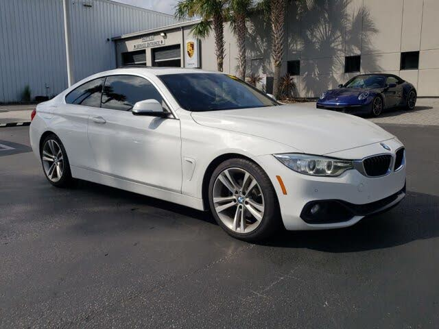 2016 BMW 4 Series 428i Coupe RWD