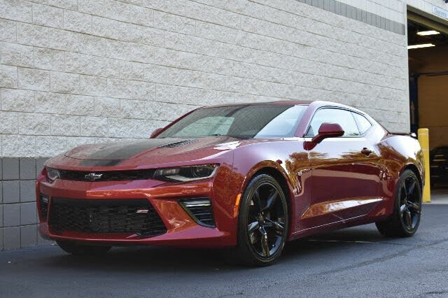 2018 Chevrolet Camaro 1SS Coupe RWD