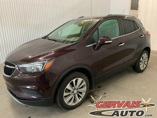 2018 Buick Encore Preferred AWD