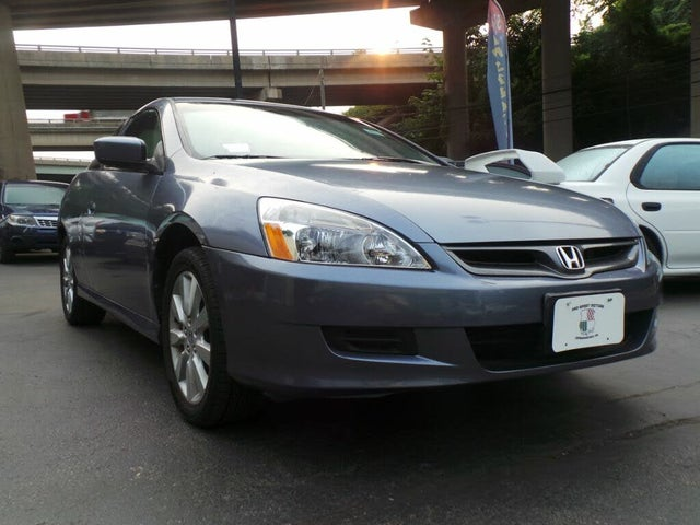 2007 Honda Accord Coupe LX V6