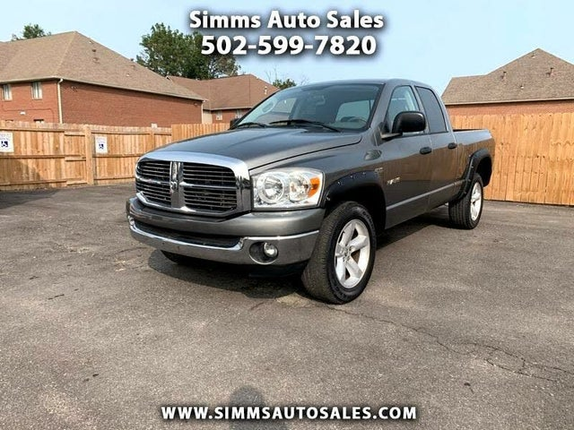 Used Dodge Ram 1500 Sxt For Sale Right Now Cargurus