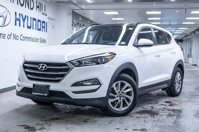 2016 Hyundai Tucson 2.0L SE AWD with Beige Seats