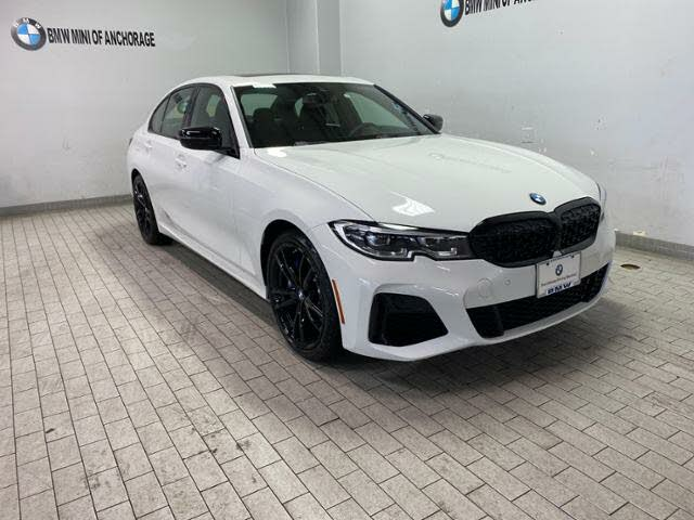 2021 BMW 3 Series M340i xDrive AWD