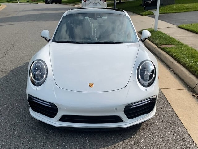 2018 Porsche 911 Turbo S Coupe AWD