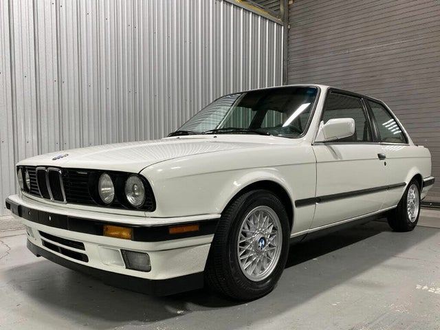 1989 BMW 3 Series 325is Coupe RWD