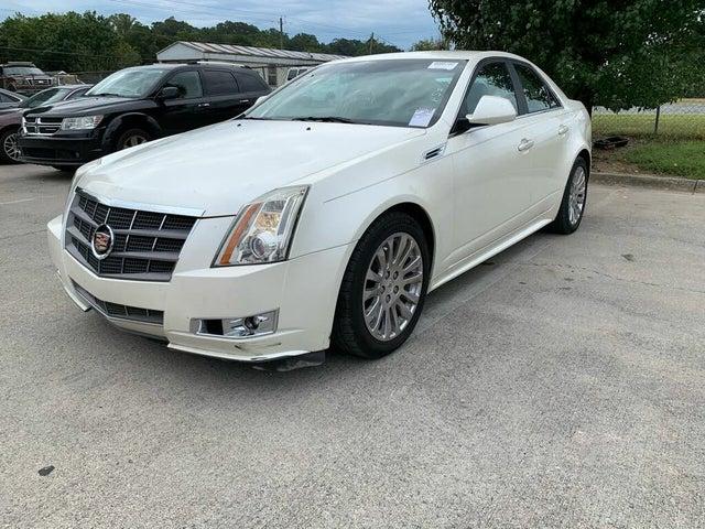 2010 Cadillac CTS 3.0L Performance RWD