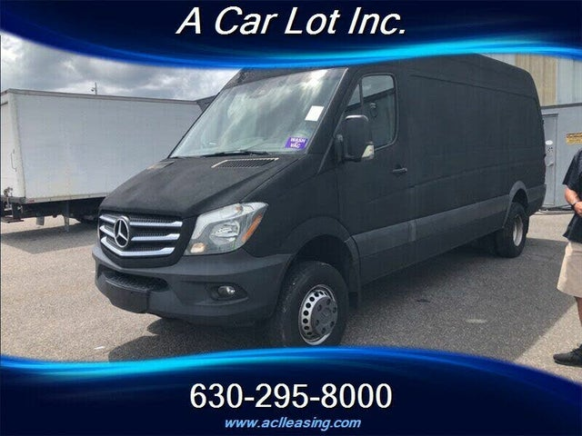 2016 Mercedes-Benz Sprinter Cargo 3500 170 High Roof AWD