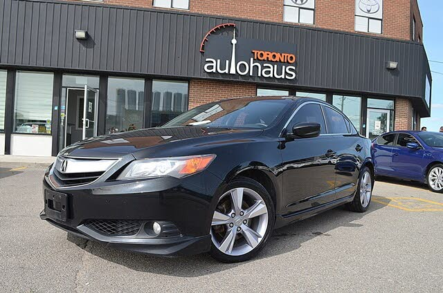 2013 Acura ILX 2.4L FWD with Dynamic Package