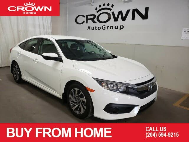 2018 Honda Civic LX with Honda Sensing