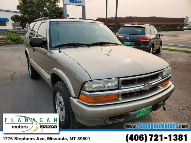 50 best 2003 chevrolet blazer for sale savings from 3 179 2003 chevrolet blazer
