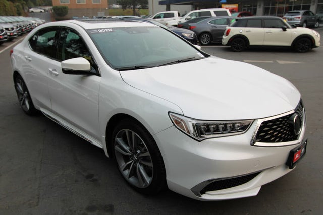 2020 Acura TLX V6 SH-AWD with Technology Package