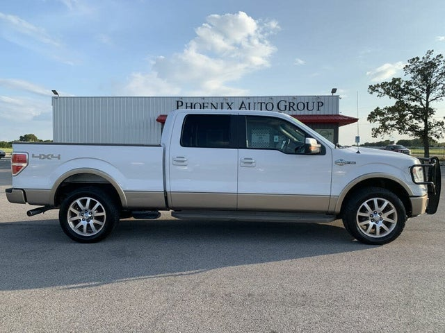 2014 Ford F-150 King Ranch SuperCrew 4WD