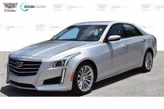 2015 Cadillac CTS 2.0T Luxury RWD