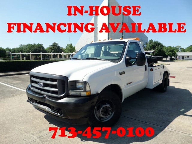 2004 Ford F-350 Super Duty XLT Crew Cab SB