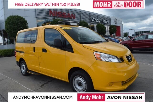 2019 Nissan NV200 Taxi FWD