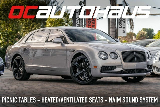 2017 Bentley Flying Spur W12 S AWD