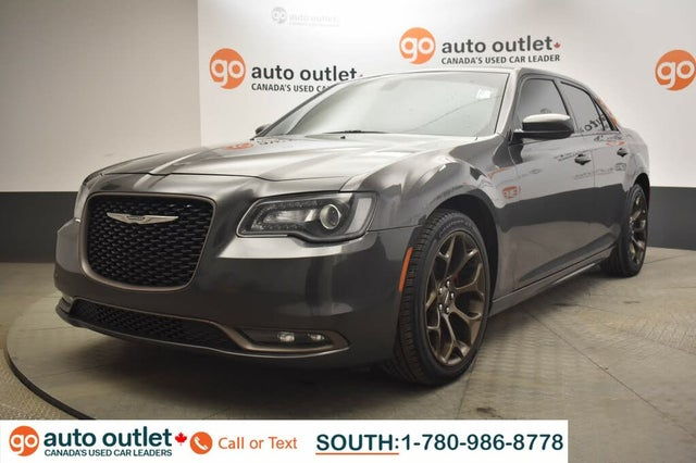 2017 Chrysler 300 S Alloy Edition RWD