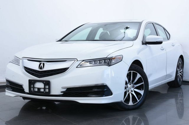 2017 Acura TLX V6 FWD with Technology Package