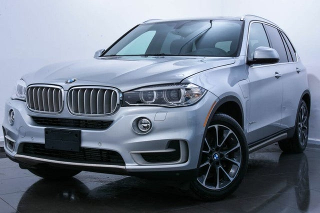 2017 BMW X5 xDrive40e iPerformance AWD
