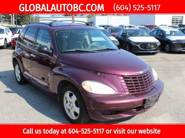 2002 Chrysler PT Cruiser Wagon FWD