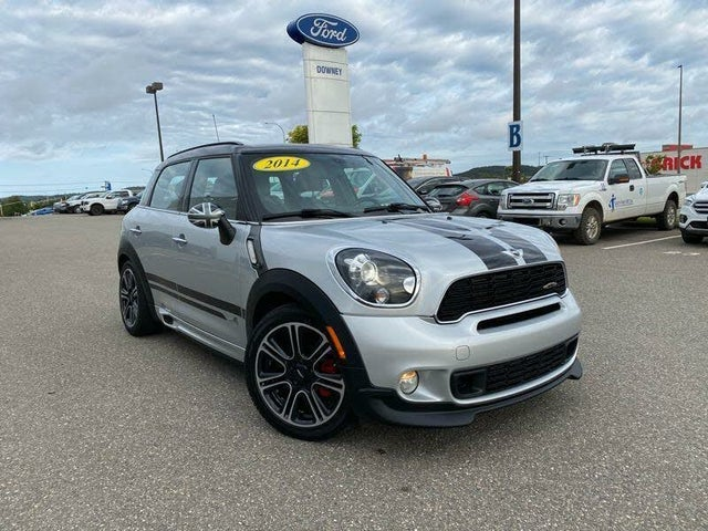 2014 MINI Countryman John Cooper Works ALL4 AWD