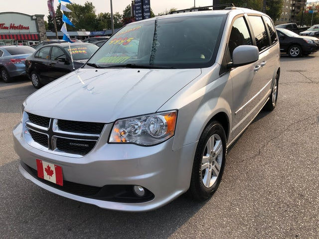 2011 Dodge Grand Caravan Crew Plus FWD