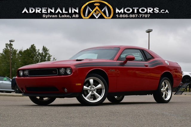 2012 Dodge Challenger R/T Classic RWD